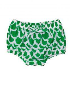 Baby Swim Bloomer green croco auf mina-lola.com von Noé & Zoë