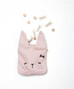 Geldbörse Cute Bunny auf mina-lola.com von Fabelab