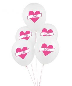 Luftballon Love auf mina-lola.com von my little day