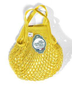 Net bag gelb auf www.mina-lola.com von filt