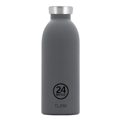 24bottles Thermoflasche Formal Grey 500ml auf www.mina-lola.com