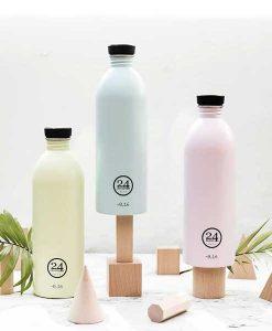 24bottles Trinkflasche Pastell auf www.mina-lola.com