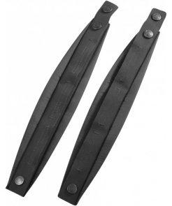 Kanken Shoulder Pads black auf mina-lola.com von Fjällräven