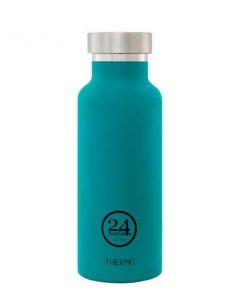 Thermosflasche aus Edelstahl auf www.mina-lola.com von 24bottles