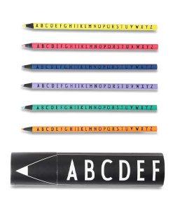 Buntstifte AJ von Design Letters auf mina-lola.c