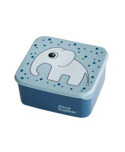 Jausenbox Elphee blau auf mina-lola.com von done by deer