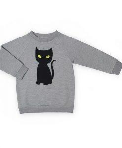 Sweater BLACK CAT auf mina-lola.com von LMH