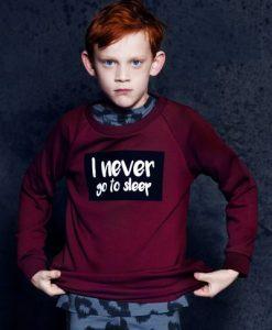 Sweater NO SLEEP auf mina-lola.com von LMH