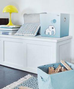 Soft storage boy blau zweiseitig auf mina-lola.com von done by deer