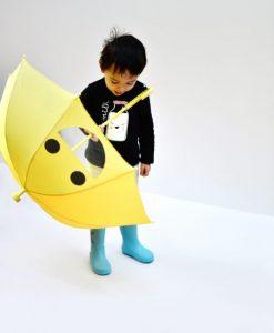 Regenschirm gelb von Boxbo auf mina-lola.com