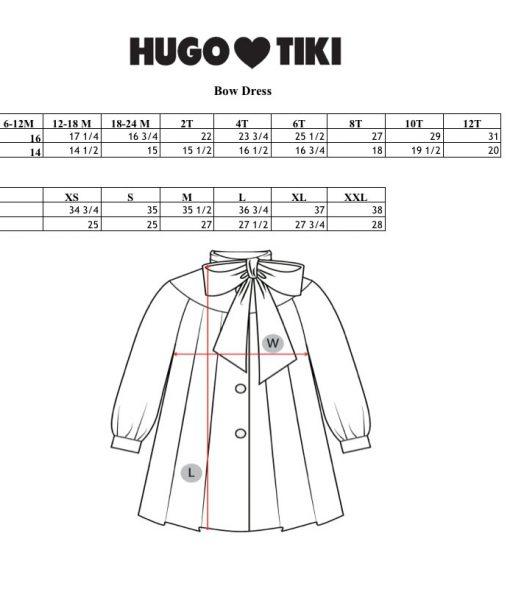 Kleid Soda auf mina-lola.com von Hugo loves Tiki