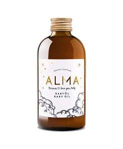 Alma Organic Babyöl auf mina-lola.com