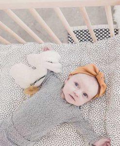 Baby Spieldecke Cosy Dots auf mina-lola.com von Mies & Co