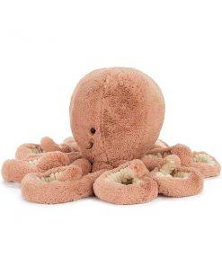 Kuscheltier Odell Octopus auf mina-lola.com von Jellycat