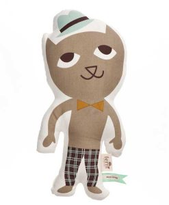 Polster Mr. Cat Ferm Living auf mina-lola.com