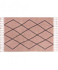 Teppich BEREBER Wood Rose auf mina-lola.com