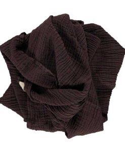 WAYDA Tuch Dark Brown Big auf mina-lola.com