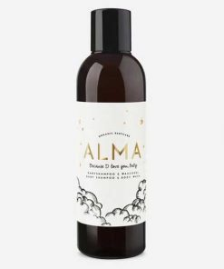 Alma Organic Babyshampoo auf mina-lola.com