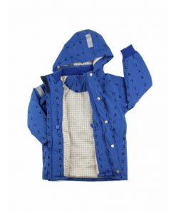 Alphabet Soup Snow Jacket auf mina-lola.com von tiny cottons