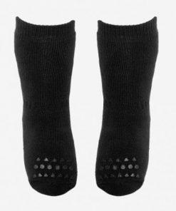 Rutschfeste Socken schwarz auf mina-lola.com von GoBabyGo