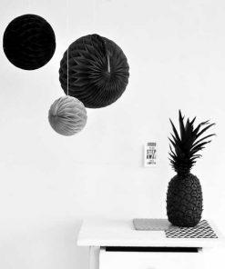 Honeycomb Set Black Engelpunt auf mina-lola.com
