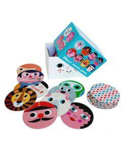 Memory Spiel Floor Round von Omm Design auf mina-lola.com