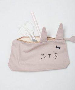 Pencil case cute bunny von Fabelab auf mina-lola.com