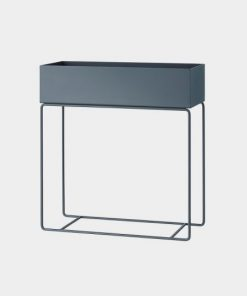 Plant Box Dark Grey Ferm Living auf mina-lola.com
