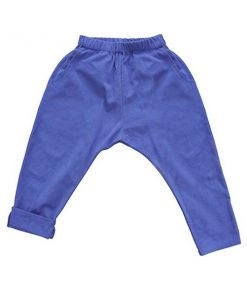 Pant Woven Amparo Blue von Kid and Kind auf mina-lola.com