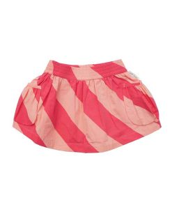 Skirt Candy Stripe von Kid and Kind auf mina-lola.com