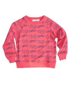 Sweatshirt Lessons von Kid and Kind auf mina-lola.com