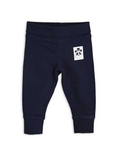 Baby Leggings Basic Navy Mini Rodini auf mina-lola.com