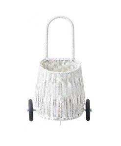 Luggy Basket weiß auf mina-lola.com von Olliella