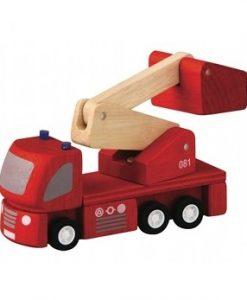 Feuerwehrauto auf mina-lola.com von Plantoys