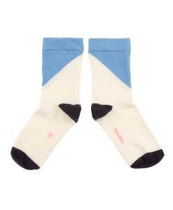 Socks Geometric auf mina-lola.com von tinycottons