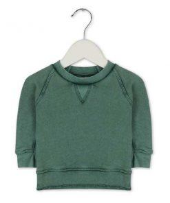 Sweater Longsleeve dark seagreen auf mina-lola.com von Imps&Elfs