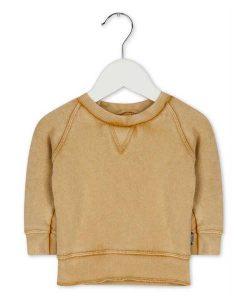 Sweater Longsleeve gold auf mina-lola.com von Imps&Elfs