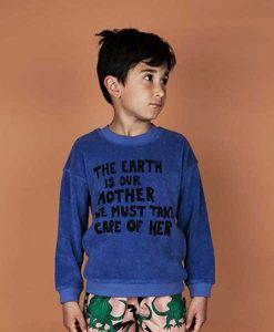 Sweatshirt Mother Earth Mini Rodini auf mina-lola.com