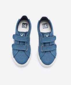 Kid Sneakers Canvas California Pierre auf mina-lola.com von Veja