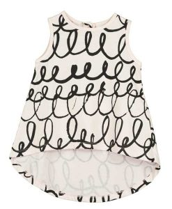 Baby Dress Chalk Blush Loop BEAU LOve auf mina-lola.com