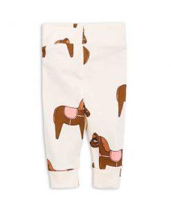 Baby Leggings Horse auf mina-lola.com von Mini Rodini