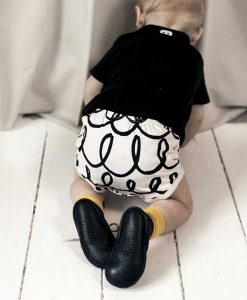 Baby Pants Chalk Blush Loop BEAU LOves auf mina-lola.com