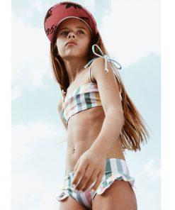 Bikini Ruffled Pastel Hugo loves Tiki auf mina-lola.com