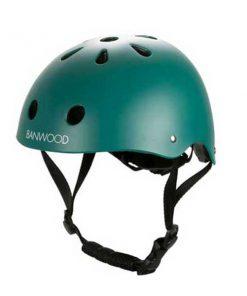 Fahrradhelm Dark Green BANWOOD auf mina-lola.com