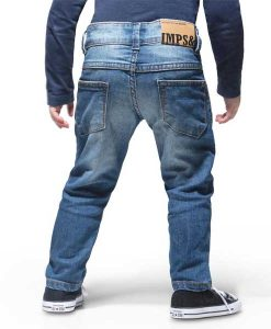 Jeans Tapered Fit 6-Pocket Imps & Elfs auf mina-lola.com