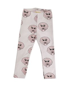 Leggings Pink Seashells Hugo Loves Tiki auf mina-lola.com