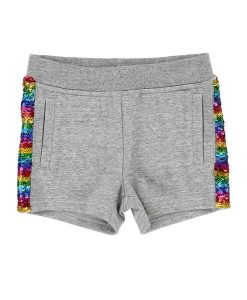 Short Grau mit Pailletten Little Marc Jacobs auf mina-lola.com