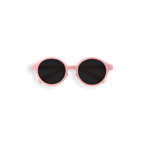 Sonnenbrille Kids Pastel Pink auf www.mina-lola.com von Izipizi