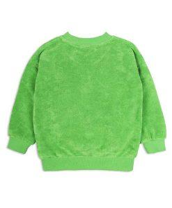 Sweatshirt Terry Cucumber auf mina-lola.com von Mini Rodini