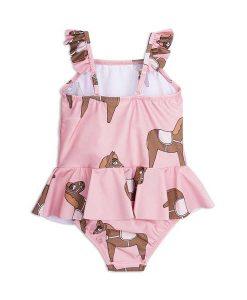 Swimsuit Skirt Horse auf mina-lola.com von Mini Rodini